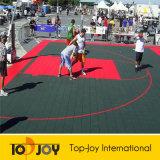 Suspended Interlocking Basketball Sport Floor