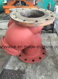 "API/DIN/JIS A216 Stahl Form Wcb 2 "" Dn50 Y Grobfilter"