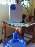 De binnenlandse Draagbare Zuiveringsinstallatie van de Lucht van de Generator van het Ozon met de Vertoning van 400mg/H & LCD