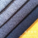 Tissu à base de tissu en lin à base de lin au lin en nylon