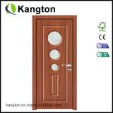 Mdfbathroom Wooden PVC Plastic Profil de porte d'intérieur (porte en PVC)
