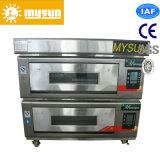 2 plataforma Oven de Trays da plataforma 4 para Bread Cake Baking