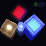 LED quadrato Glass Brick Light con 2 Years Warranty