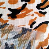 Gedrucktes Ribstop Polyester-Gewebe 100% für Kleid und Futter