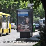 Retroiluminação de LED Publicidade Picture Frame Scroller Box