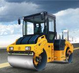 10-тонных гидравлических двойной барабан Вибрационный дорожный плиты дорожного движения (пресса JM810H)