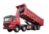 頑丈なSinotruk 8X4ダンプトラック40トンのダンプカーHOWO 12の車輪の