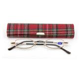 Nuevo diseño de metal de alta calidad gafas de lectura