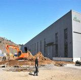 Atelier et immeuble de bureau mécaniques préfabriqués