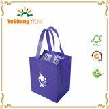 La vendita superiore progetta il sacchetto per il cliente non tessuto riciclabile di sport pp