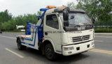 Het slepen van de Samengevoegde Vrachtwagen van Wrecker van de Weg voor Verkoop