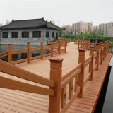 Puente de Madera Compuesto Plástico Suelo Suelo laminado ( 140 * 30 mm )
