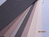 Cortinas de rolo motorizadas Somfy materiais das telas por atacado das cortinas de rolo da proteção solar do escurecimento