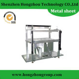 Stainless su ordinazione Steel Sheet Metal Fabrication per Machine Caso