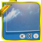 Usine de Shandong 8mm 10mm 12mm épais coupe à la taille de boîtier de douche en verre trempé clair Prix des panneaux