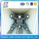 中国の製造者のトレーラーの中断36t容量のバギー