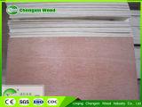 Contre-plaqué commun de film publicitaire de meubles de faisceau de peuplier du faisceau 9-21mm de doigt