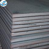 Placa de aço conservada em estoque pronta densamente 110mm de carbono do preço de fábrica Q235 Q295 Q345