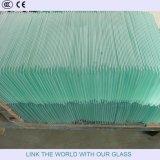 het Glas van de Luifel van 5.5mm met Mistlite Gevormd Glas