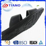 Nuevo único deslizador cómodo de los hombres al aire libre del PVC (TNK24938)