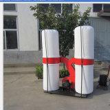 4HP de Collector van het Stof van de houtbewerking met Twee Zakken