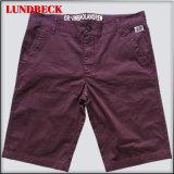 Shorts del cotone degli uomini per usura di estate