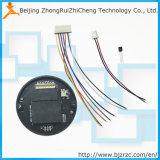 Transmissor de pressão inteligente de alta precisão 4-20mA com display LCD