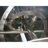 Polvo seco que hace el mezclador espiral horizontal de la cinta