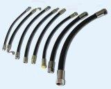De industriële Hydraulische RubberSlang van de Hoge druk (EN856-4SP)