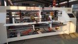 2017 Hot Venda China tecla Semi-Auto máquina de costura único