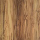 Het Vernisje van het hout eindigt met Hoge Glanzende Keukenkast (door-l-113)