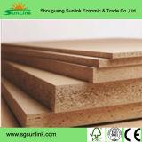 Plateau de mousse de PVC au lieu du MDF en mélamine, bois pour le cabinet