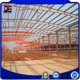 Construção de aço clara do frame Q345 do fabricante