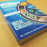 Impression épaisse de livre de livre professionnel d'élèves