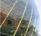 Le verre trempé pour mur rideau en verre feuilleté