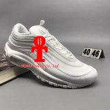 Alta Qualidade Og QS Nanotecnologia Material Plástico Sole Air Cushion Shock Jogging Shoes 40-46yards