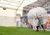 High Quality 1.0mm PVC Bubble Soccer for Football Games
