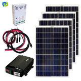 格子太陽エネルギーシステム光起電多パネルを離れた100W