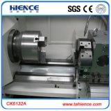 Ferramentas de estaca pequenas Ck6132A da máquina do torno do CNC do metal do torno