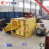 三重のローラー粉砕機が付いているACモーターのための採鉱の砕石機機械