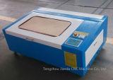 ゴム印の彫版機械二酸化炭素レーザーの打抜き機