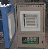 1400c forno de mufla, fornalha de caixa 12*12*12inch do laboratório