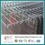 Декоративных с двойной обратной связью проволочное заграждение/двойная изоляция провода на заводе изготовителя