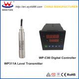4-20mA Zender de Met duikvermogen van het Niveau Wastwater van de analoge Output