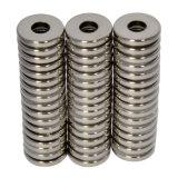 Металлокерамические диск неодимовый магнит/магнит NdFeB (UNI-кольцо-oi4)