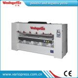 Machine de presse à membrane à vide et placage
