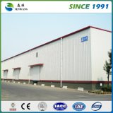 Гальванизированное Q345 Prefab стальное здание мастерской