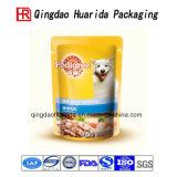 De Verpakkende Zak van het Voedsel voor huisdieren van de Zak van de Hondevoer van de laminering