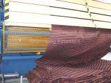 Textilraffineur entspannen sich Trockner mit Nettoriemen drei