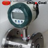 Contatore per liquidi dell'acqua del gas della turbina dei pp Adblue Def Digital